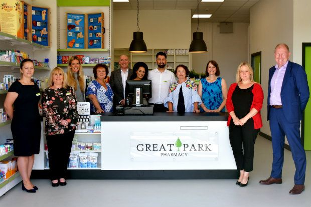 Great Park Pharmacy open for business!