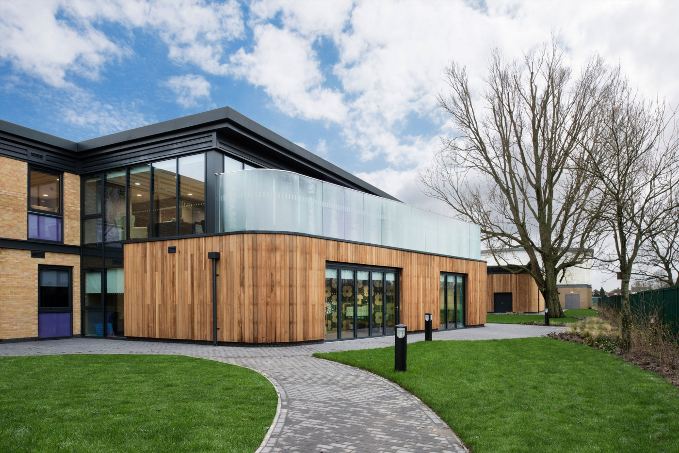Percy Hedley wins Constructing Excellence Awards