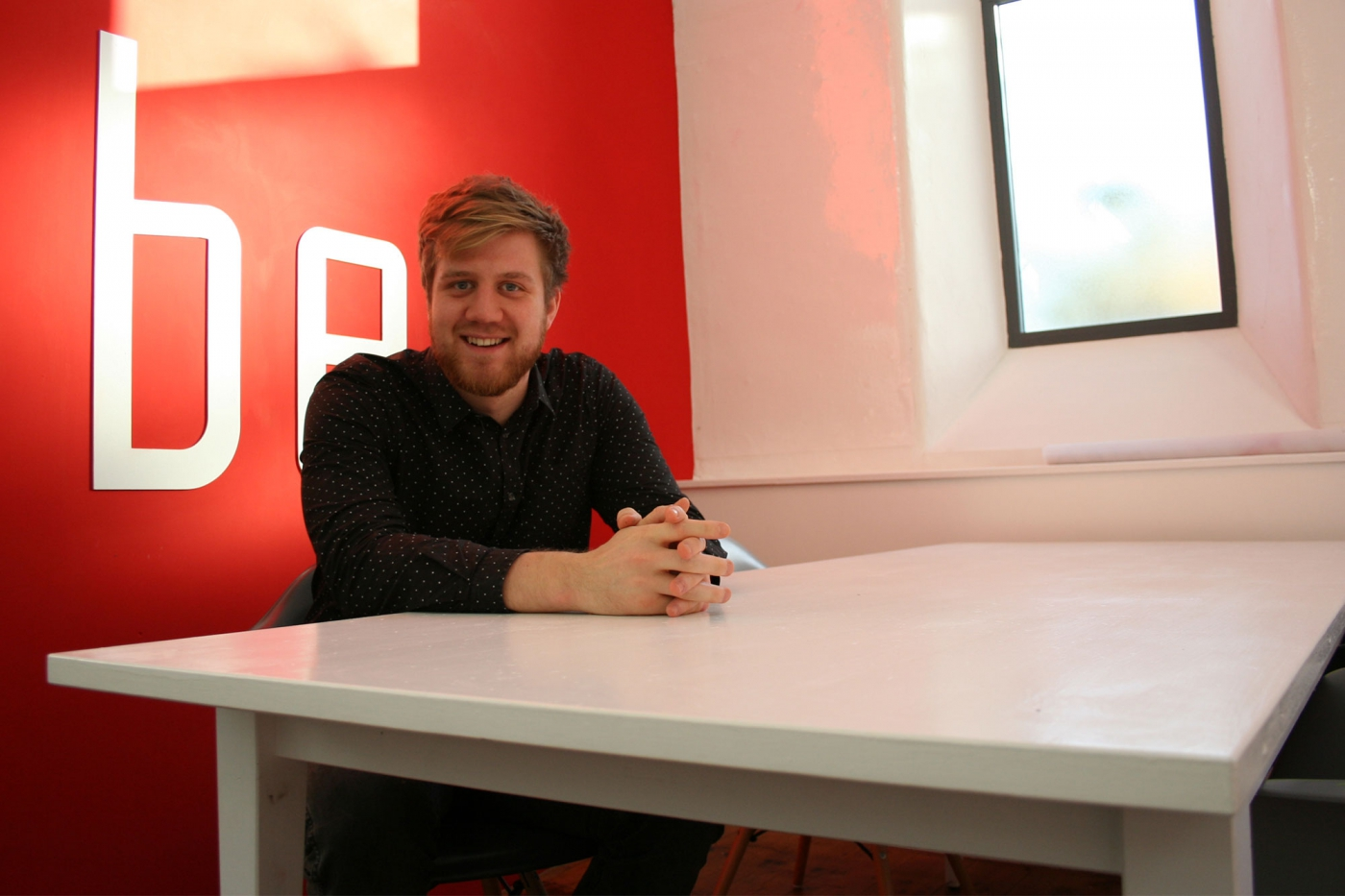 Andy Thompson joins the team at NE40