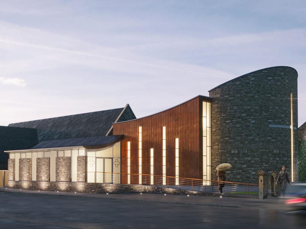 Blackhill Church gains planning consent