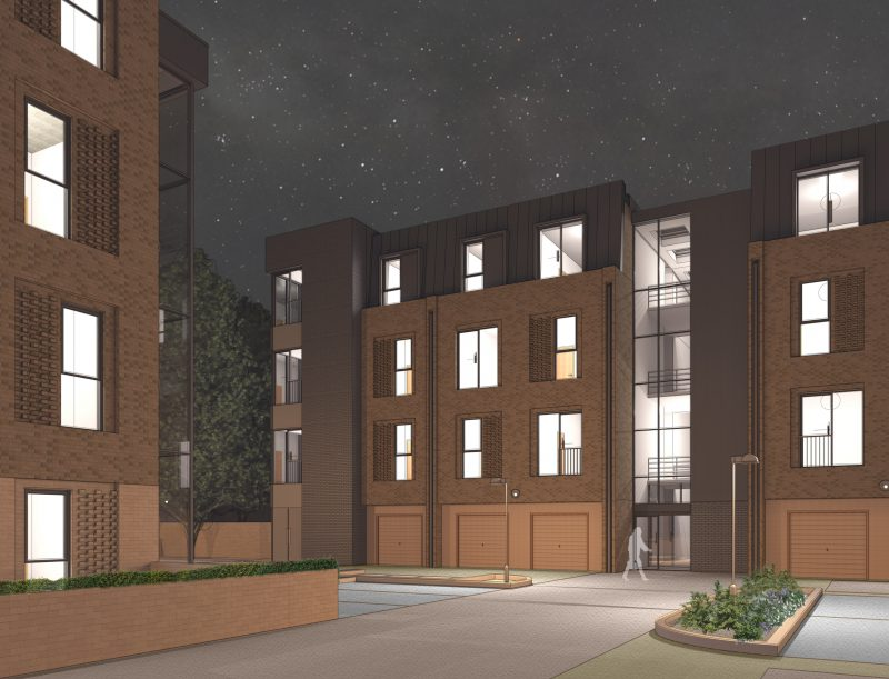 Glebe Road Doncaster submitted for Planning