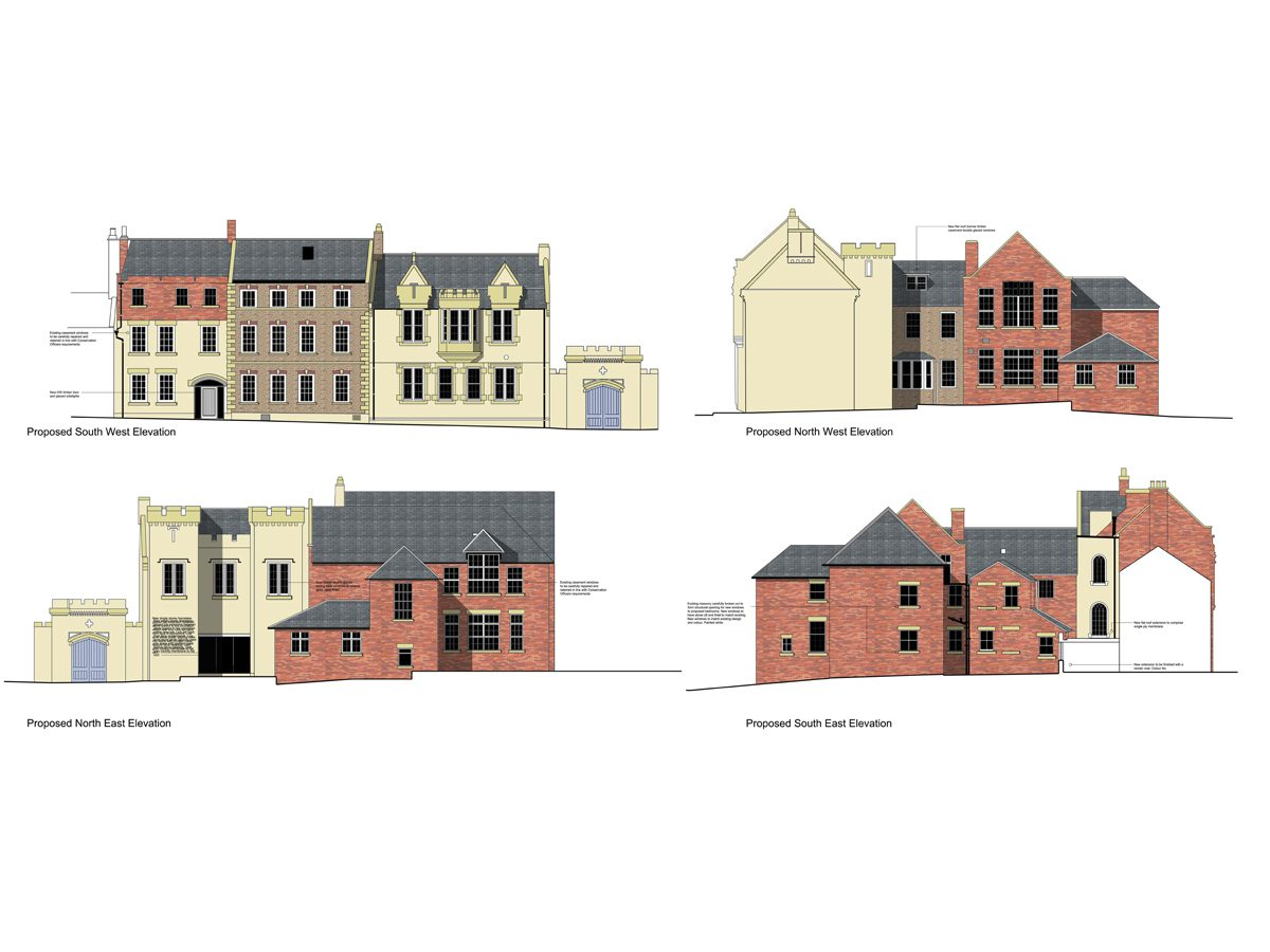 Newgate Street Morpeth gains Planning Approval