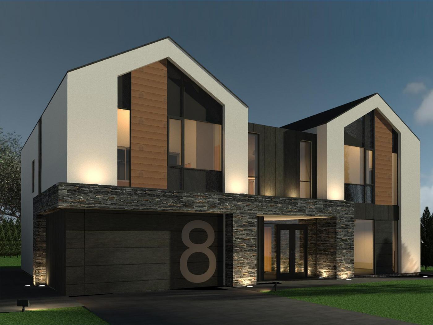 Richardson Residence gains planning permission