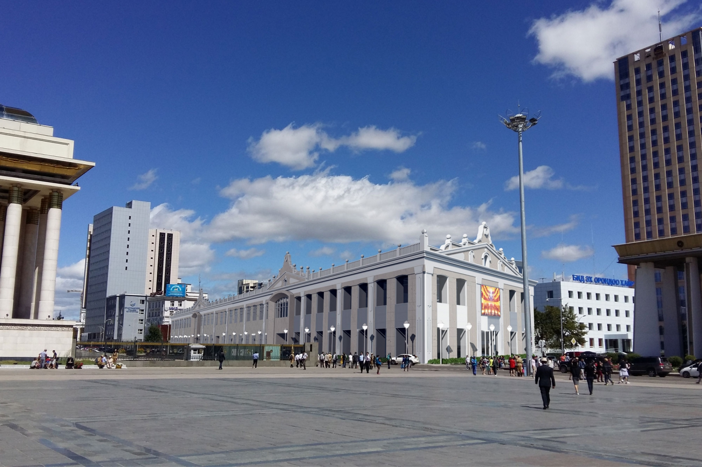 UB Galleria Project receives Expertise Approval