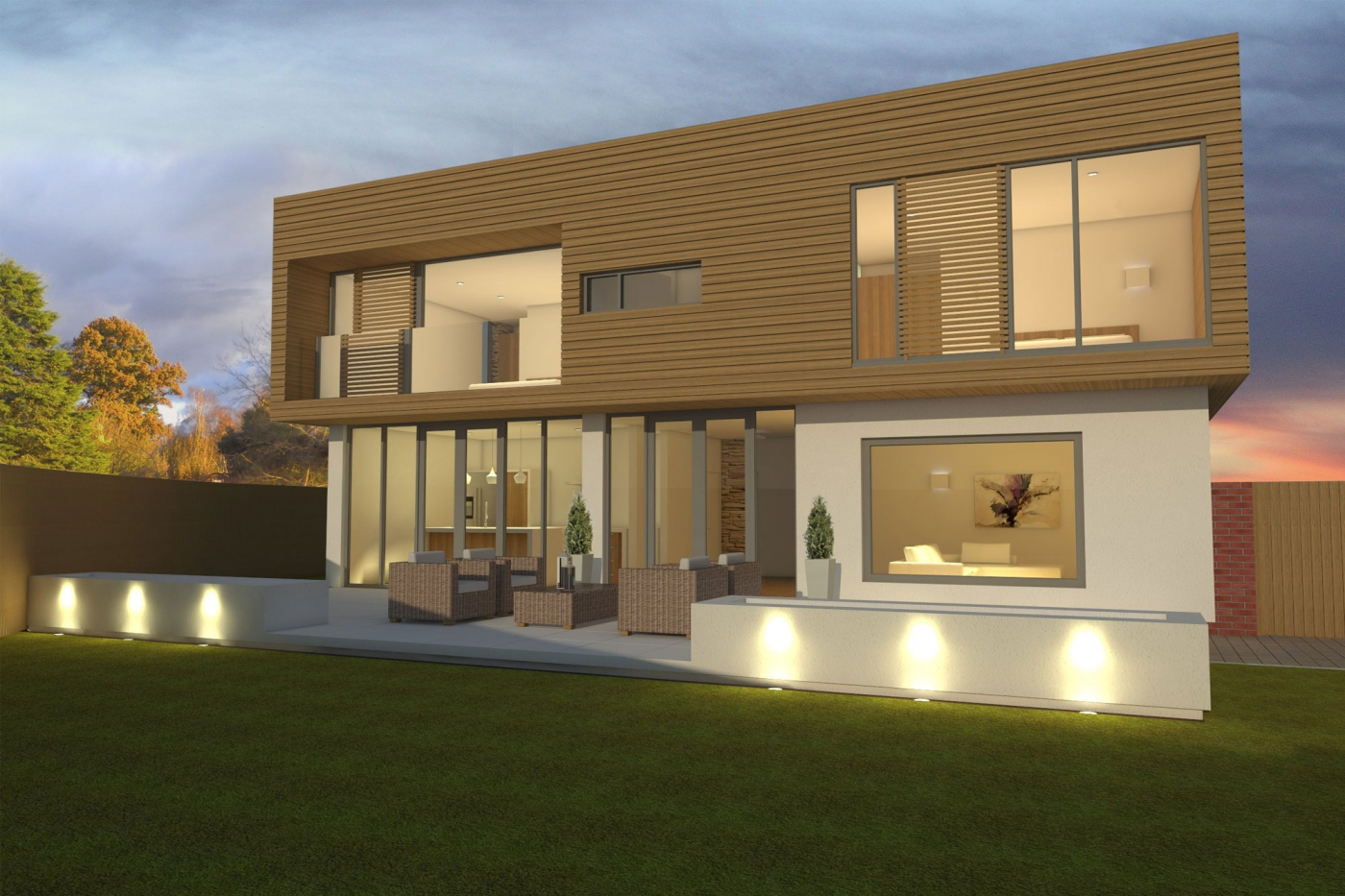 Bespoke Wynyard Home submitted for planning