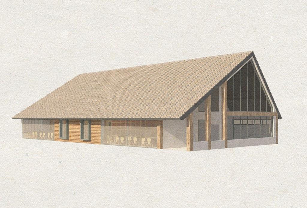 Concept Designs for Jarrow Hall…