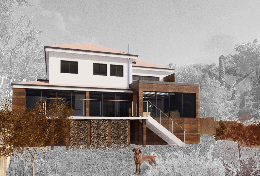 Bespoke Homes Grand Designs Secure Planning Permission