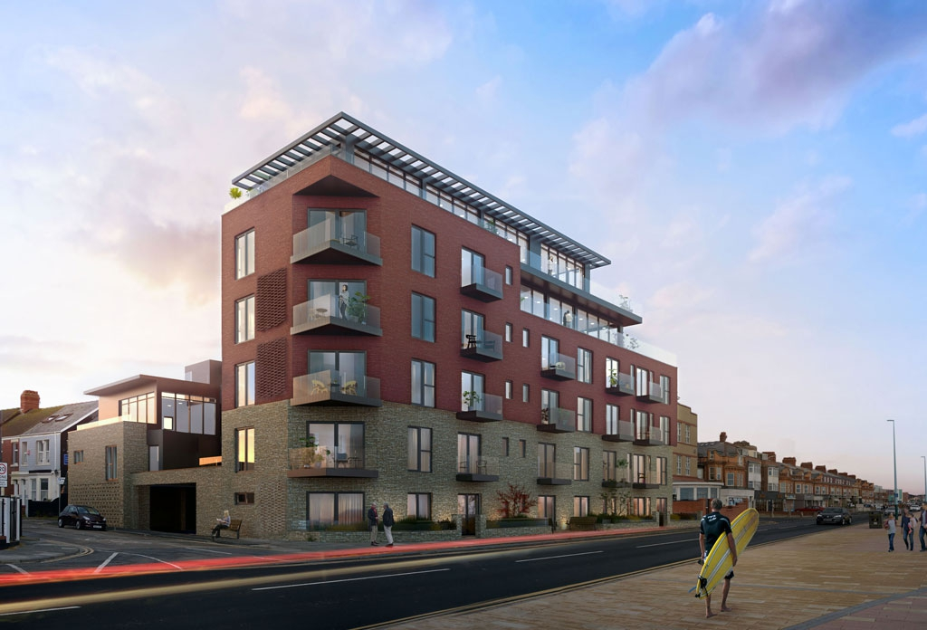 Luxury Residential Scheme goes in for Public Consultation…