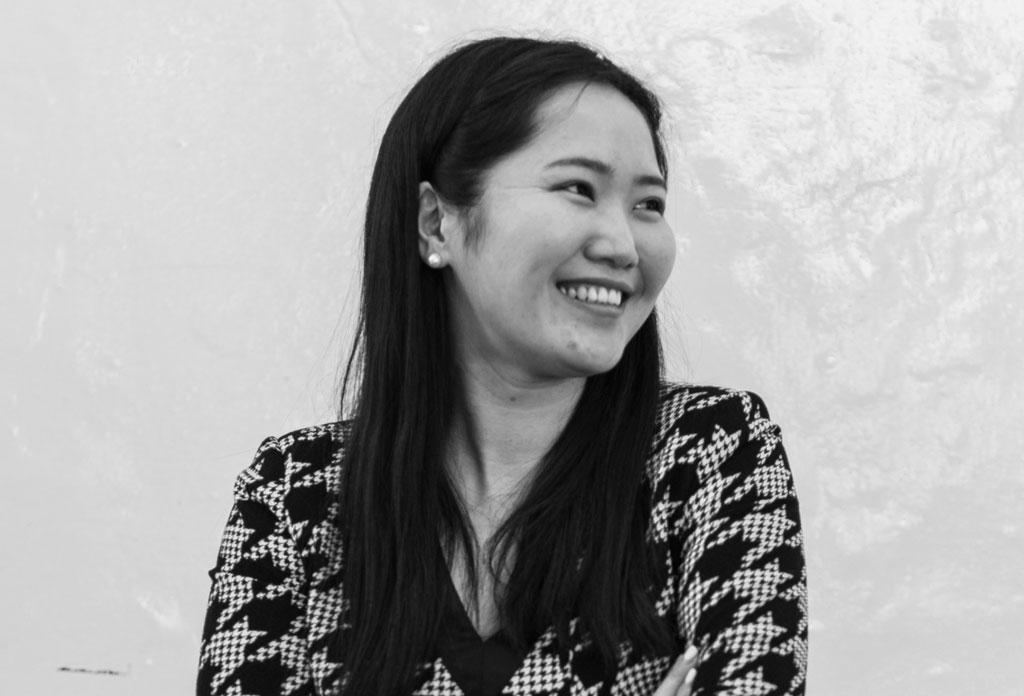 From Mongolia to Australia…meet Uugaa!