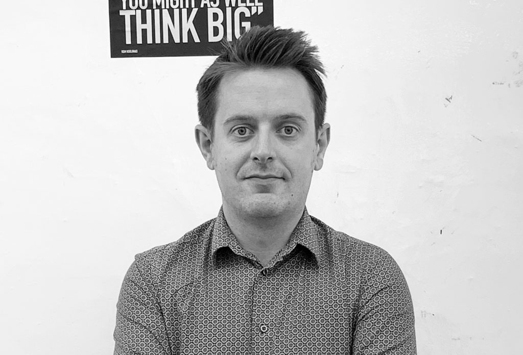 Rob Joins the Young Architectural Professionals Forum Committee
