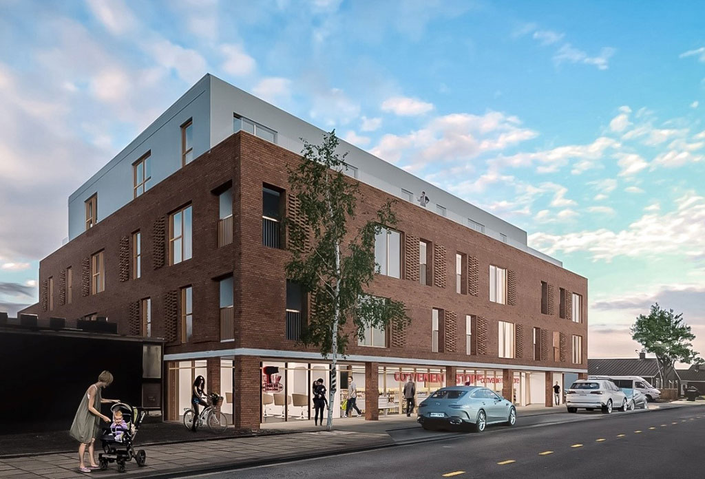 Planning Application Submitted for Newbridge Court