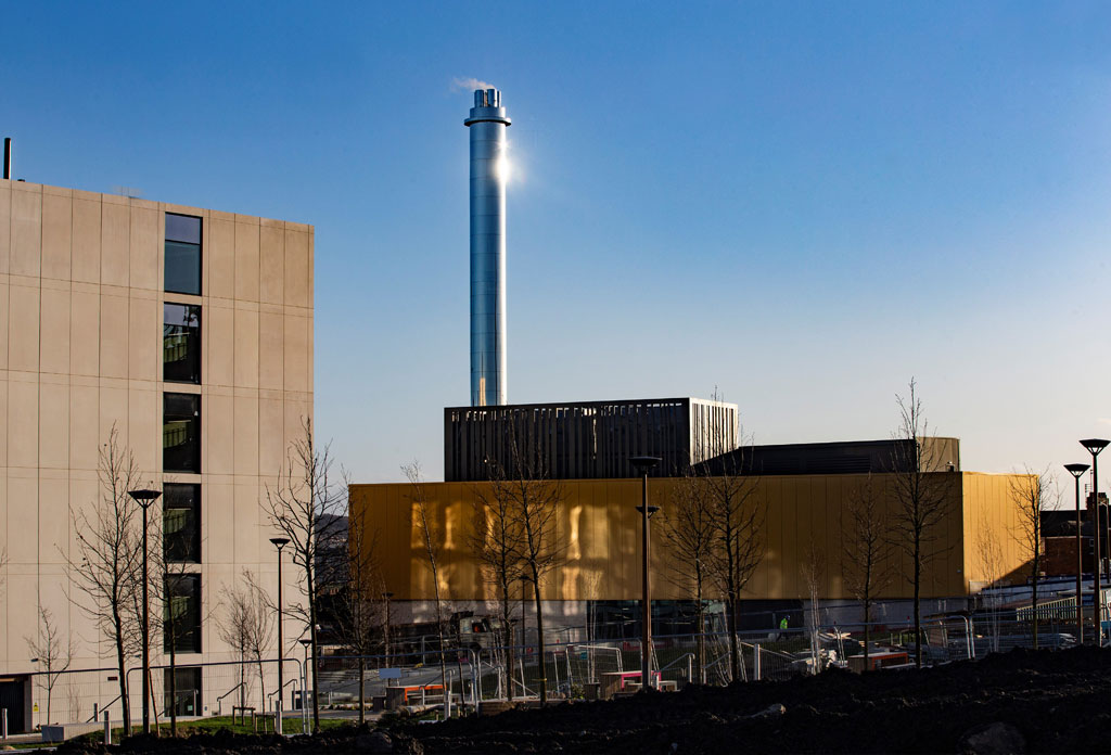 Newcastle Energy Centre Officially Opened