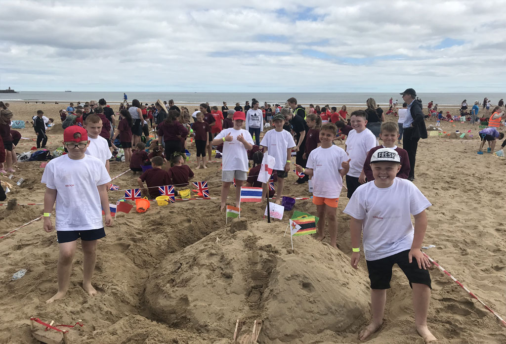 Sandcastle Challenge 2019!