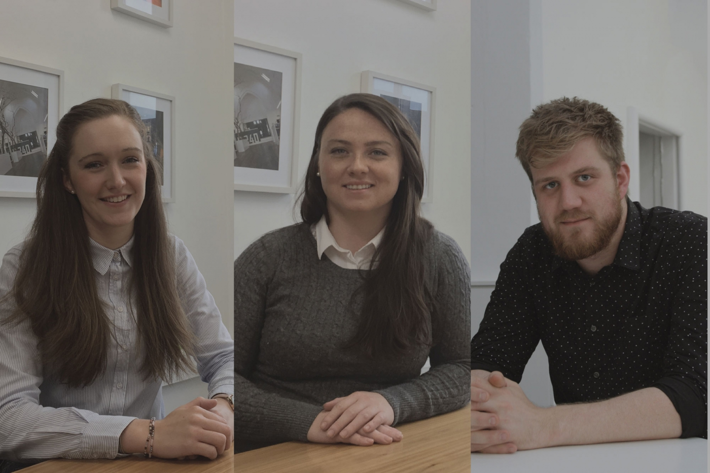 Kelly and Lauren join the team in Derry