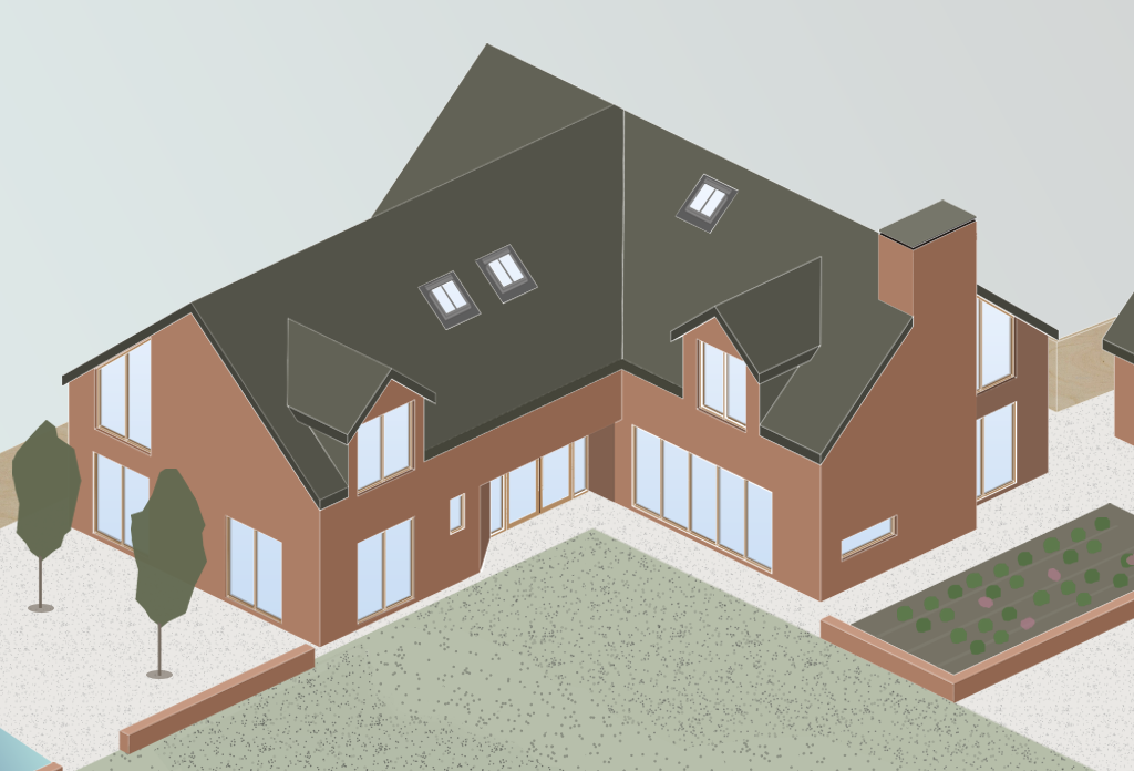 Red House granted planning permission!