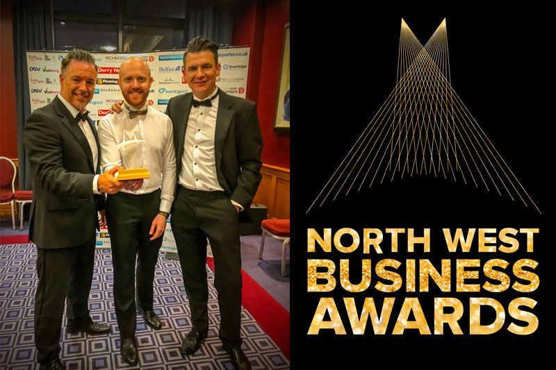 GRADONARCHITECTURE wins Northern Ireland Award