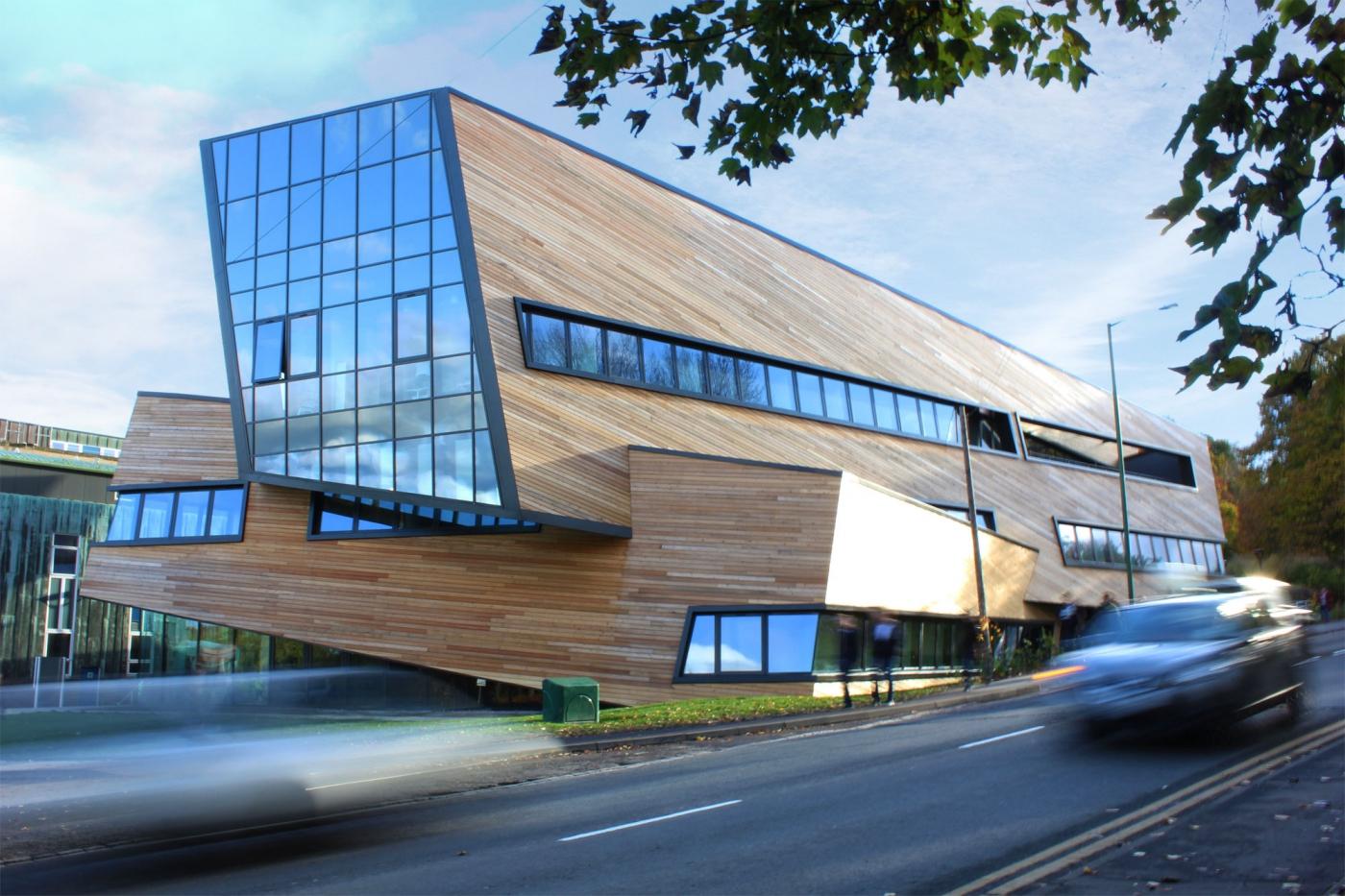 Ogden Centre wins RIBA NE Award