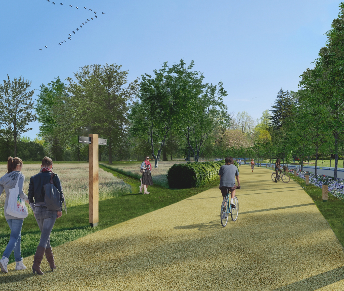 Stainsby Country Park & Masterplan released for public consultation