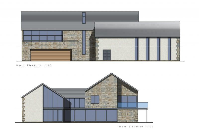 Bespoke Home submitted for planning