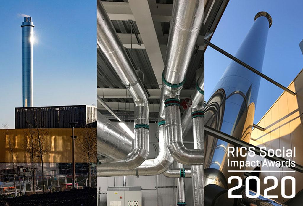 Newcastle Energy Centre wins big at RICS Social Impact Awards!