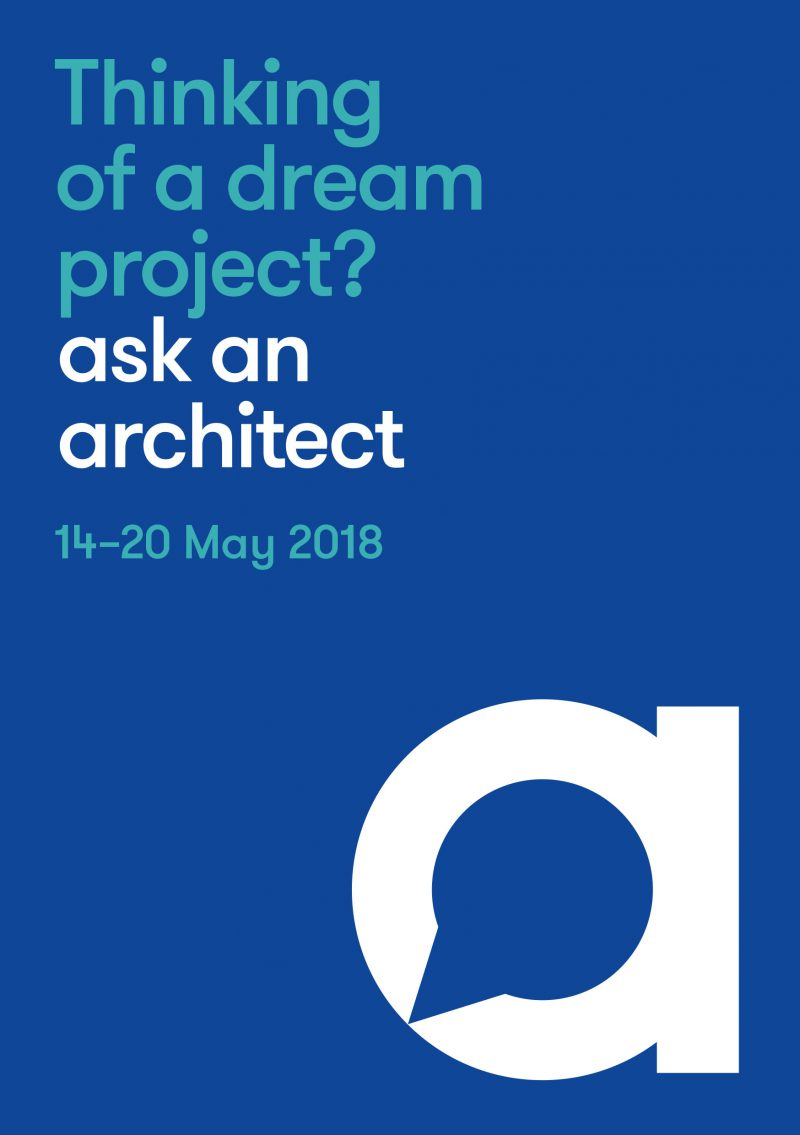 Thinking of a dream project?…ask an architect