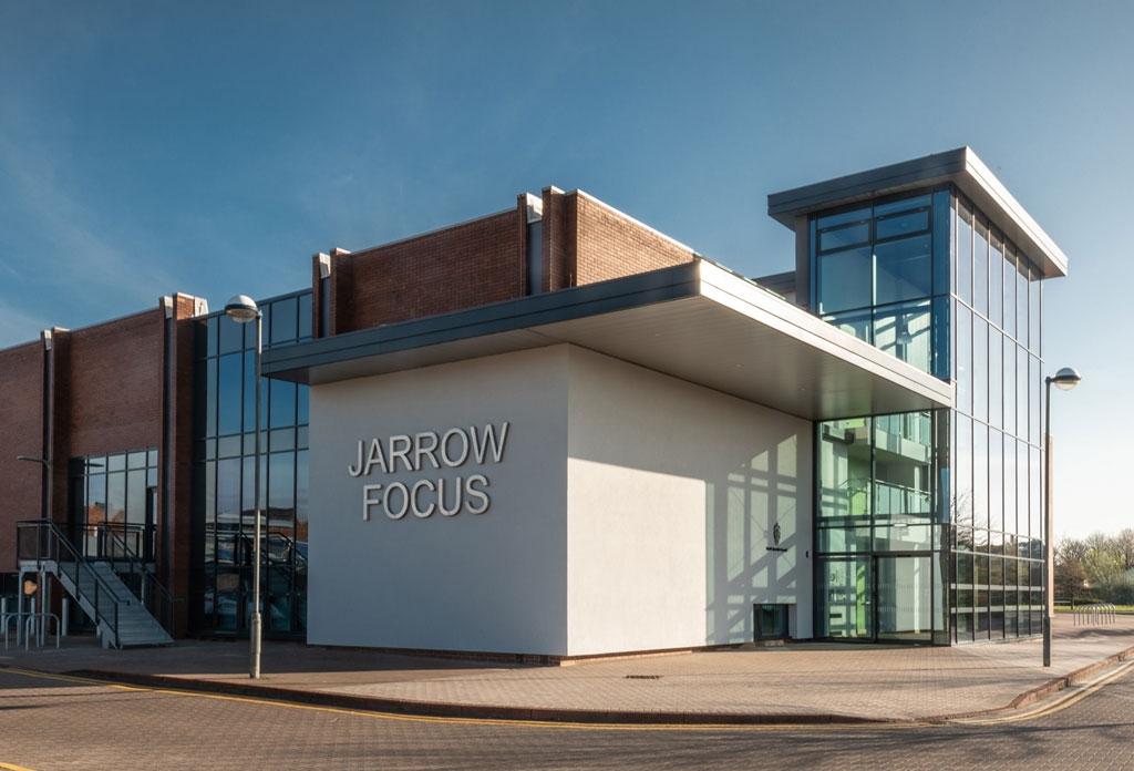 Jarrow Focus is complete!