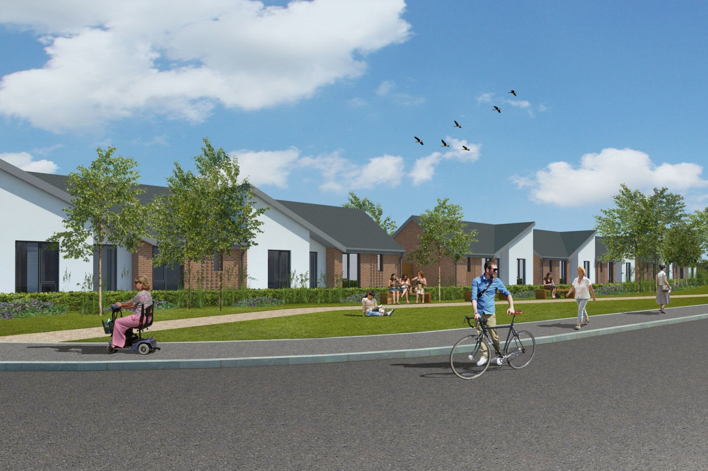 Moorside Housing Development submitted for planning